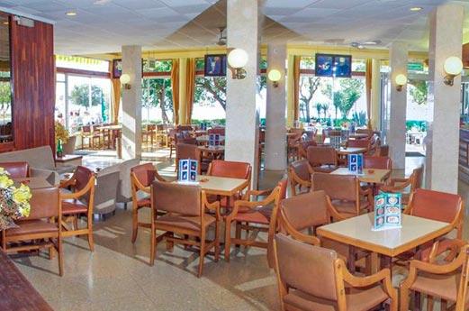 Hotel Encant restaurant
