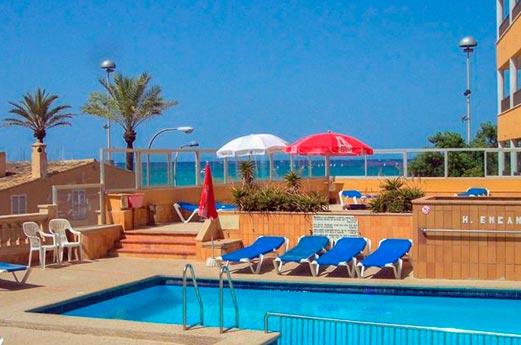 Hotel Encant zwembad